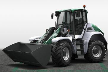 Kramer: Agritechnica launch for KL60.8 wheeled loader