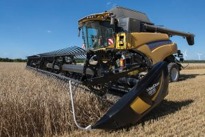 MacDon: High-performance Draper and FlexDraper headers suit European conditions