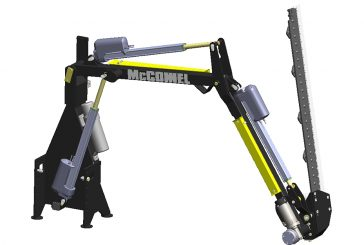 McConnel: Agritechnica launch for electric Power Arm