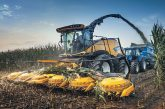 New Holland: Forage harvester range extended with flagship FR920 Forage Cruiser