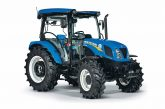 New Holland: T4S sets new standards in comfort and versatility