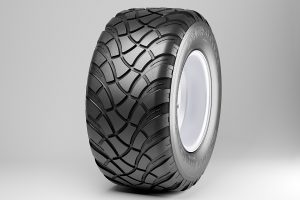 Starco: HS Flotation tyre is more efficient in the field and more agile on the road