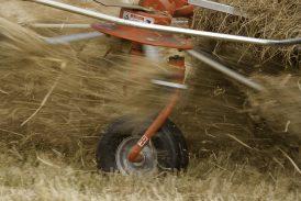 Starco: Hay tedder tyre has been reinvented