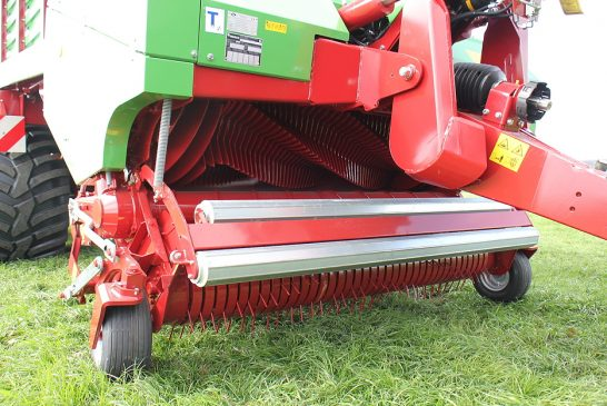 Strautmann: Wider pick-up and new rotor design improve forage wagon efficiency