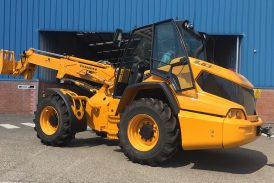 VF-Venieri: First wheeled loader for the agricultural Market