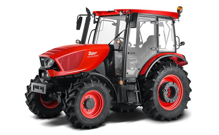 Zetor: First model with new Pinifarina design unveiled