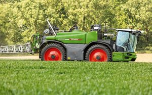 Fendt: New Rogator 600 and Rogator 300 sprayers launched