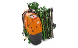 Amazone: New UF2002 mounted sprayer launched