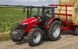 Massey Ferguson: Two new three-cylinder tractors extend 5700 Global Series