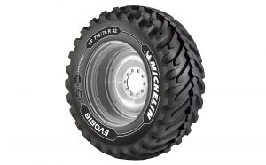 Michelin: Preview for EvoBib two-in-one tyre