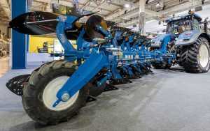 New Holland: Agritechnica preview for new farm implements
