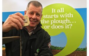 Procam: Plough set-up is key to effective grass weed control