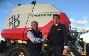 New Pöttinger dealer appointed for Leicestershire