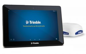 Trimble: ISObus-compatible GFX-750TM system launched