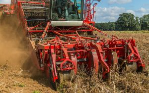 Grimme: Prototype Ventor 4150 potato harvester revealed