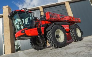 Agrifac: New Condor Endurance II designed with help from farmer feedback