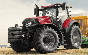 Case IH: Optum tractor offering extended with addition of third model