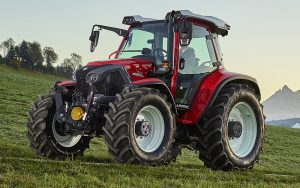 Lindner: Austrian tractor maker brings latest CVT model to the UK