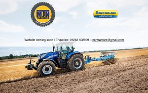 New Holland announces a new dealer for West Sussex
