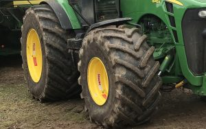 Michelin Agriculture: Greenshields Agri reaps the benefits of AxioBib and MegaXBib