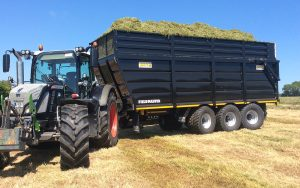 Smyth Trailers: High-capacity silage trailer launched