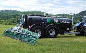 Bauer: Slurry tanker range includes moulded and steel models