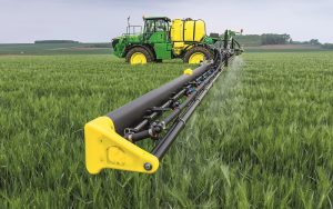 John Deere to acquire spray boom manufacturer King Agro