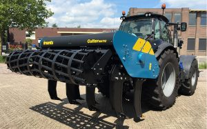 Imants: Cultermatic deals effectively with deep compaction