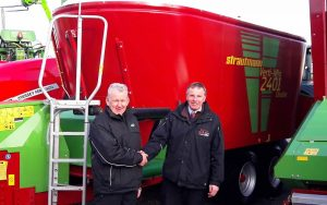New Opico grassland and Strautmann dealer for North Yorkshire