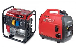 Spaldings: Honda Industrial pumps and generators added to product range