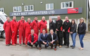 Vervaet buys 50% share of J Riley Beet Harvesters