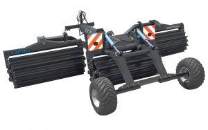 Spaldings: High-speed Geacut 600 tackles stubbles, slugs and cover crop vegetation