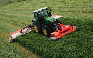 Kuhn: Mower blades now last five times longer