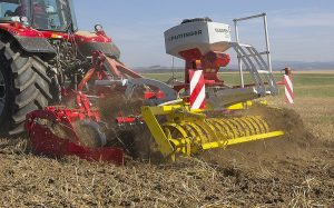 Pöttinger: Tegosem cover crop seed drill introduced