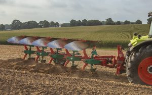 Kverneland: 50 years of auto-reset ploughs