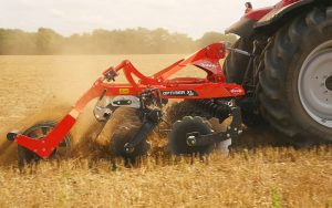 Kuhn: New Optimer disc cultivators for lower-powered tractors