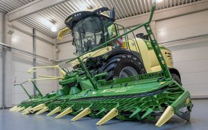 Krone: World's most powerful forage harvester revealed
