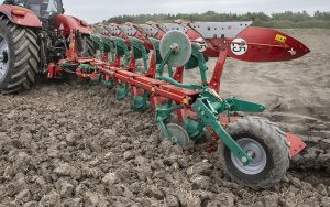 Kverneland: New ES250/LS250 mounted ploughs introduced
