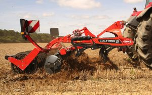 Kuhn: New Cultimer mounted tine stubble cultivator introduced