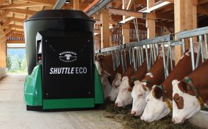Wasserbauer: Nano concept introduces automated feeding for all farms