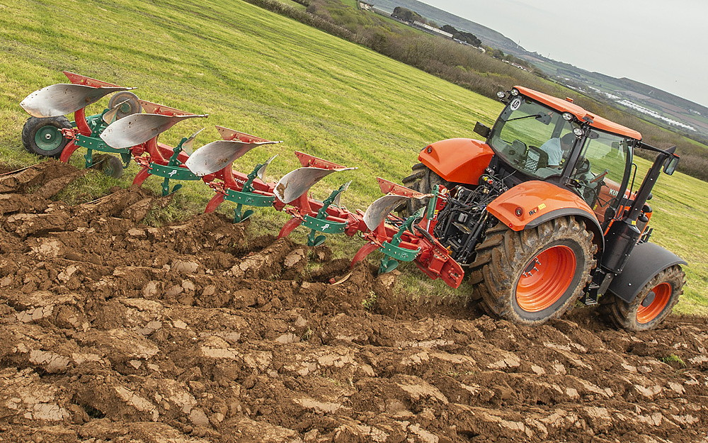 Kverneland appoints Vincent Tractors in Cornwall and South Devon