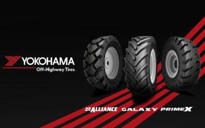 Yokohama Off-Highway Tyres