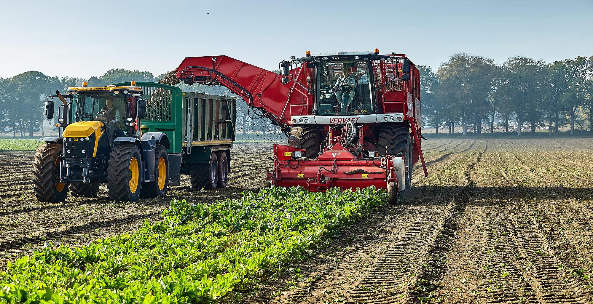 BKT tyres have found favour within Euston Estate's sugar beet enterprise
