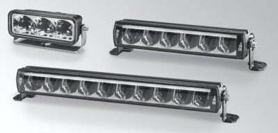 Hella's new LBE LED lightbars