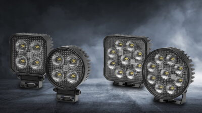 Hella's Valuefit Thermal Management series work lamps