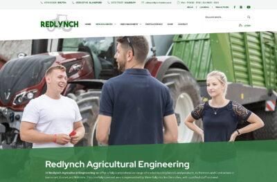 Redlynch Tractors has joined JCB's dealership network.