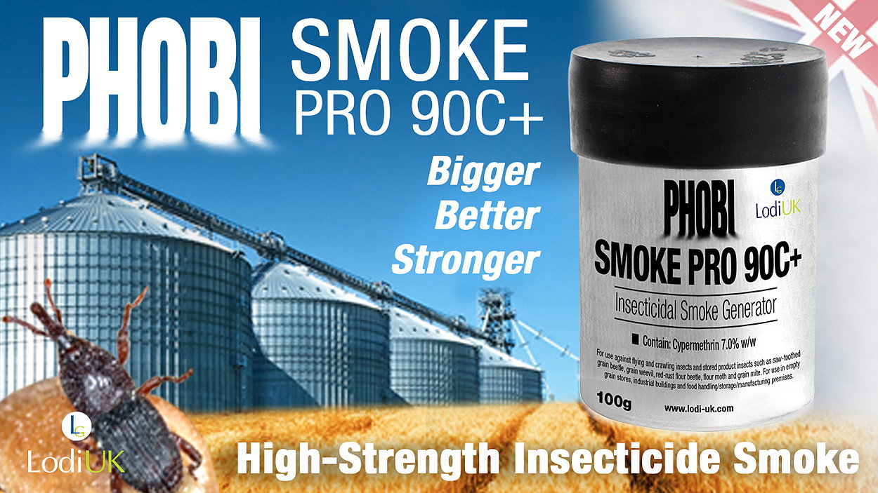Lodi UK has launched Phobi Smoke Pro 90C+
