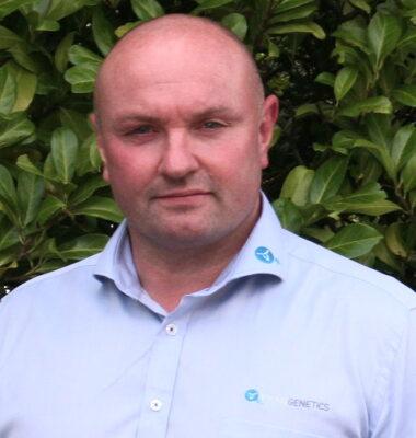 Viking Genetics UK country manager, Matt Stott