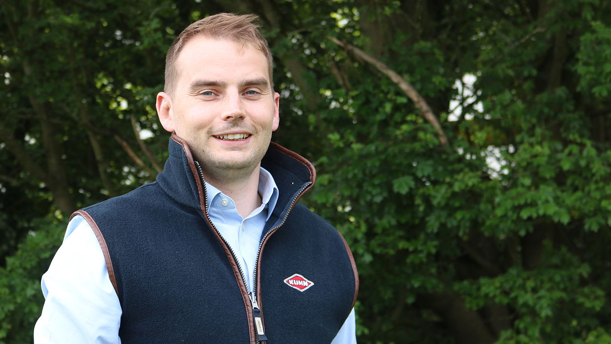 John Lovell of Kuhn UK