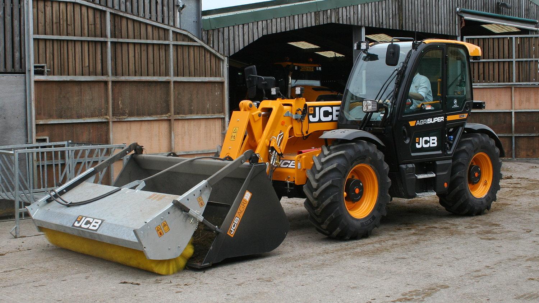 The JCB Loadall 532-60 Agri Super